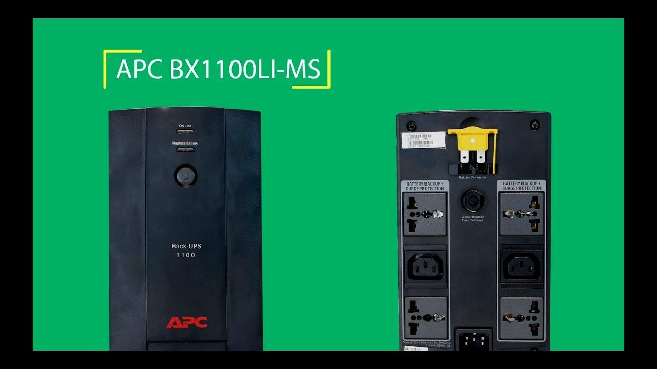Apc Back Ups Bx1100li Ms Spec Dan Daftar Harga Terbaru Indonesia Bx650 Li 325 Watts 650 Va Line Interactive Bananachannel Bananastore