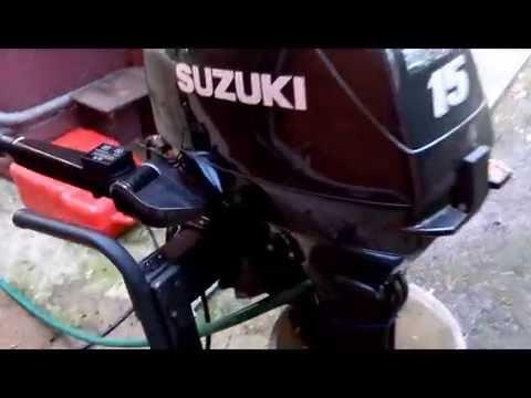 Как из триммера сделать лодочный мотор фото 490