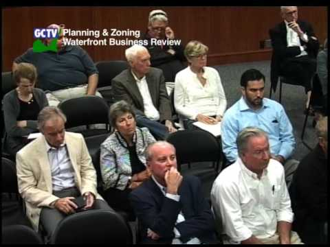 Planning & Zoning Waterfront Business Review 2016