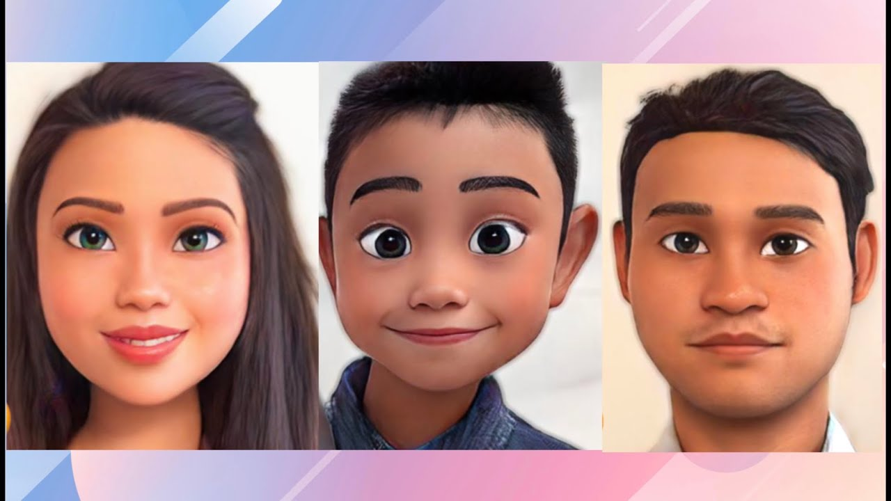 JM introduces Mom & Dad, Cartoonified! | Shorts