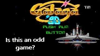 Odd Games: Galaga '90?