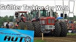 Größter Traktor der Welt | Tractor-Pulling 400 PS Klasse | Abenteuer Auto Classics
