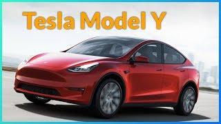 Tesla Model Y (2019) - Reichweite, Preis, Marktstart