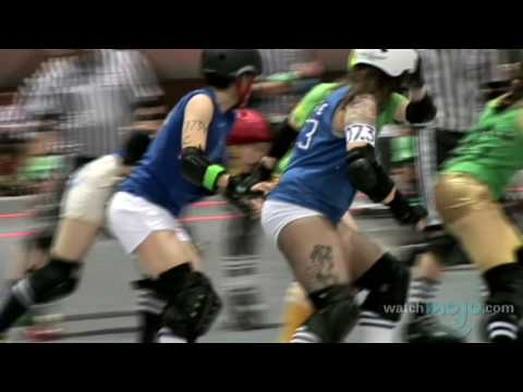 Derby Girls Pt. 1: Roller Derby Explained