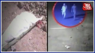 Rajkot Stone Killer Caught On CCTV Camera