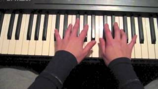 Leela James Fall For You PIANO TUTORIAL - from Rebecca Ryan cover