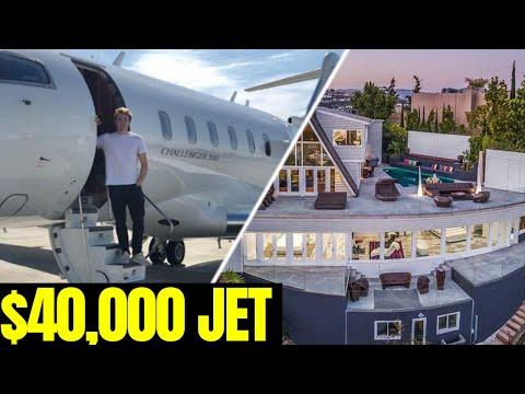 $40,000 Jet Trip To Los Angeles