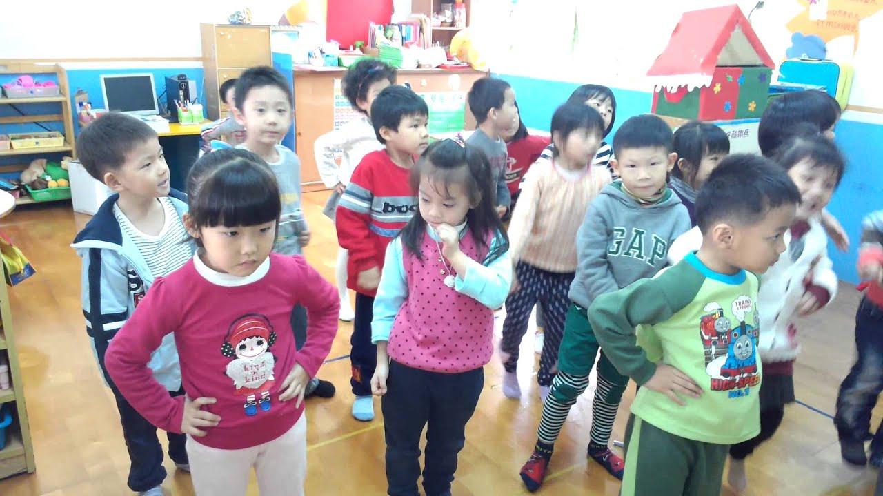 威利幼兒園中班主題兒歌童謠律動 - YouTube