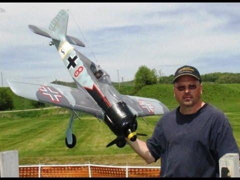 FMS FW 190 Focke-Wulf