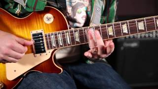 Slide Guitar Techniques - Bottleneck Blues - Derek Trucks, Duane Allman Style