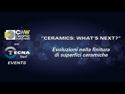 Ceramics: What's next?