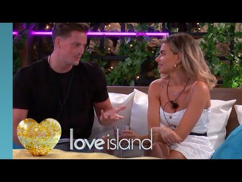 The Boys Hatch a Plan to Help Alex Find Love | Love Island 2018