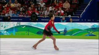 Mao Asada 2010 Olympics Fs Bells Of Moscow
