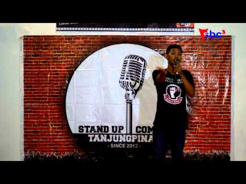 stand up indo TPI Guntur