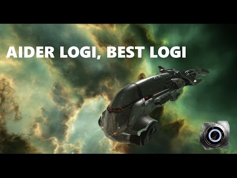 EVE Online - Flying Logistics Is Awesome
