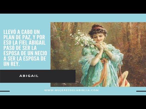 ABIGAIL - Mujer de la Biblia