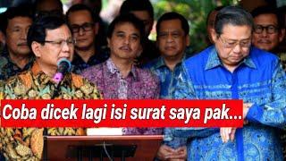 Download Video INILAH ISI SURAT PRABOWO KE SBY YG DISOAL ANDI ARIEF;PRABOWO JENDRAL KARDUS;DEMOKRAT GERINDRA;PAN;AH MP3 3GP MP4