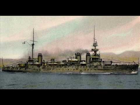 FRENCH BATTLESHIPS 1900 1922