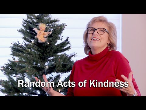 Random Acts of Kindness Christmas Tree II - What is an ROAK?