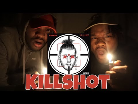 Eminem - KILLSHOT - REACTION/BREAKDOWN