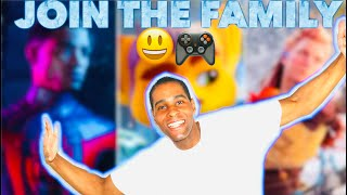 Gaming With Family Channel Update - Come get To Know Me 2020 👨👩👦🎮