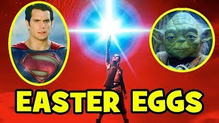 Star Wars: The Last Jedi Teaser Trailer EASTER EGGS, Grey Jedi & Things You Missed