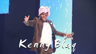 Kenny Blaq on Olamide Wo  Indian version