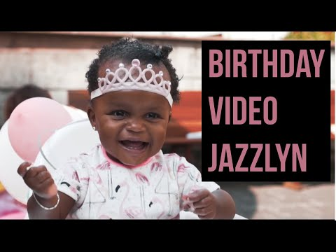 Jazzlyn 1st Birthday/ HIGHLIGHTS/ Cinematic