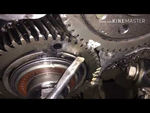 isuzu timing gear