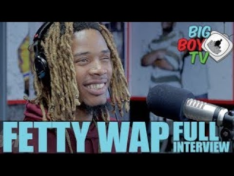 Fetty Wap Chats About Trap Queen, Taylor Swift, And More! (Full Interview) | BigBoyTV
