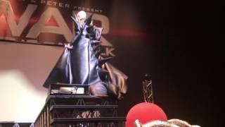 """Sasha Velour - """"Praying"""" by Kesha   War on the Catwalk Tour New Haven 07/13"""