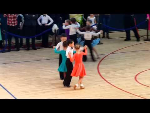 Караганда турнир бальные танцы 9 февраля 2014 г