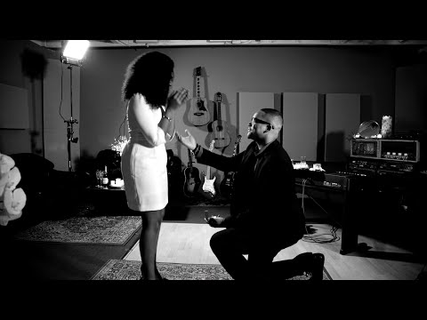 Private Music Studio Marriage Proposal Video