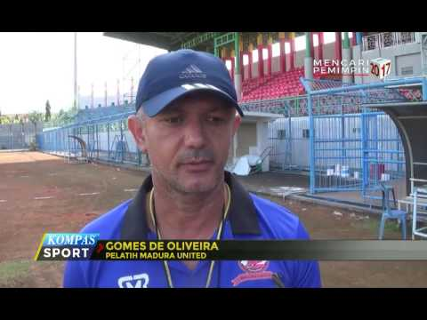 Madura United Datangkan Peter Odemwingie