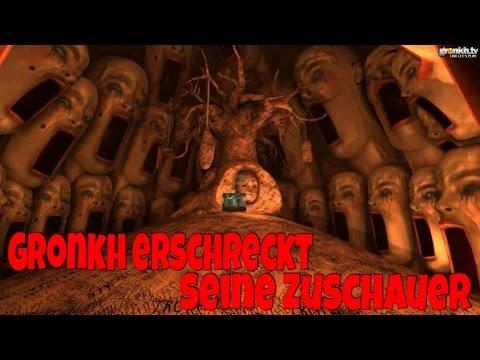 Gronkh erschreckt seine Zuschauer im Livestream