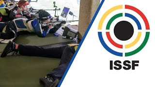 50m Rifle 3 Positions Women Final - 2016 ISSF Rifle and Pistol World Cup Final in Bologna (ITA)