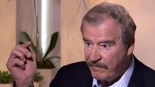 Ex-Mexican President to Trump: 'Not Going to Pay for That F****** Wall'