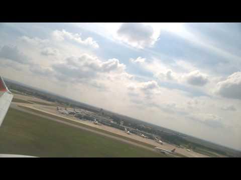 Belgrade Nikola Tesla Airport Take-off - Boeing 737-800 Aeroflot