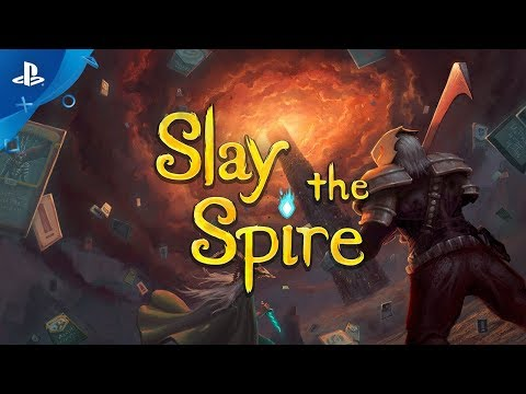 Slay the Spire branches out with PS4 release coming in May
