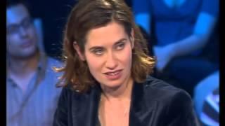Emmanuelle Devos - On n'est pas couché 13 octobre 2007 #ONPC