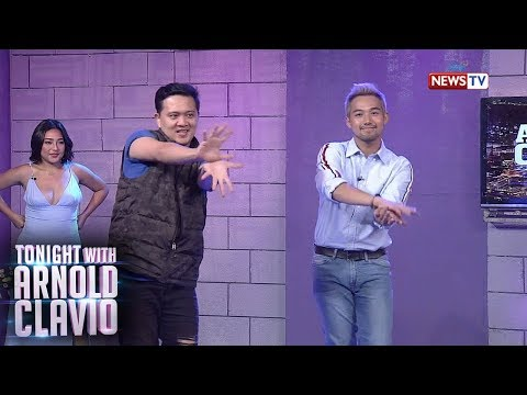 Tonight with Arnold Clavio: RitKen, kumasa sa 'Switch Dance Showdown!'