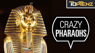 Just How Crazy Were Egyptian Pharaohs?