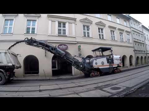 Rozpoczął się remont ulicy Krakowskiej w Krakowie