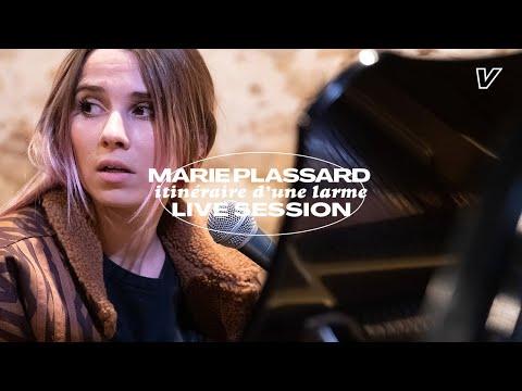Youtube: Marie Plassard – Itinéraire d'une larme   Live Session Views