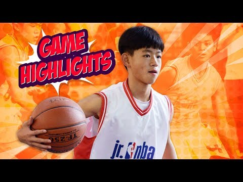 Jr. NBA: Best Action From The Boys In The Asia Pacific Selection Camp!