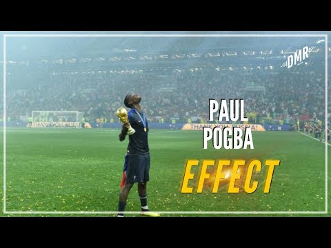 How Paul Pogba Helped France Win the World Cup - Skills, Passing, Tackles | HD