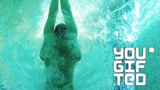 Учись у чемпиона! Плавание на спине. Виталий Мельников