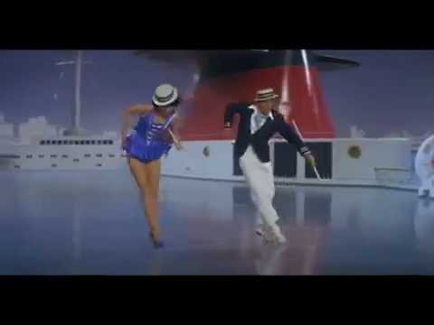 Gene Kelly & Shirley McLaine. What a way to go.