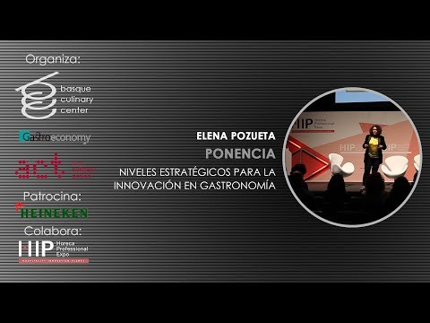 Elena Pozueta-Culinary Action! Madrid