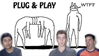 Plug And Play (What Is This Game!?)